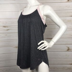 CALIA by Carrie Underwood Double Layered Tank
